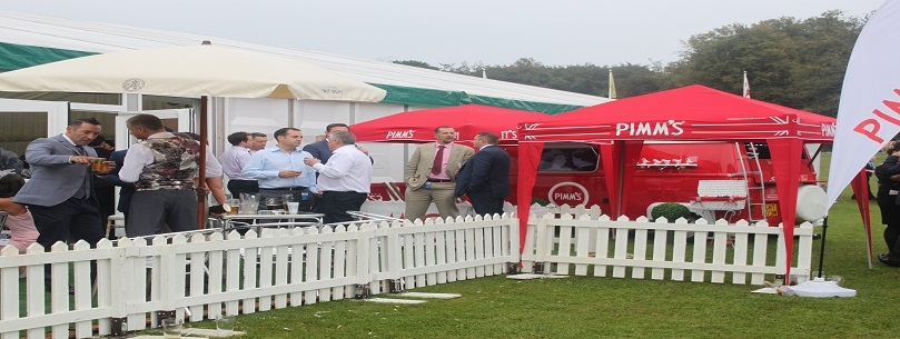 & The PIMMS Van - Weddings Corporate Events and Outdoor Events